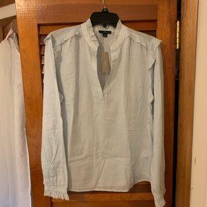 NWT cotton J.crew top blouse shirt